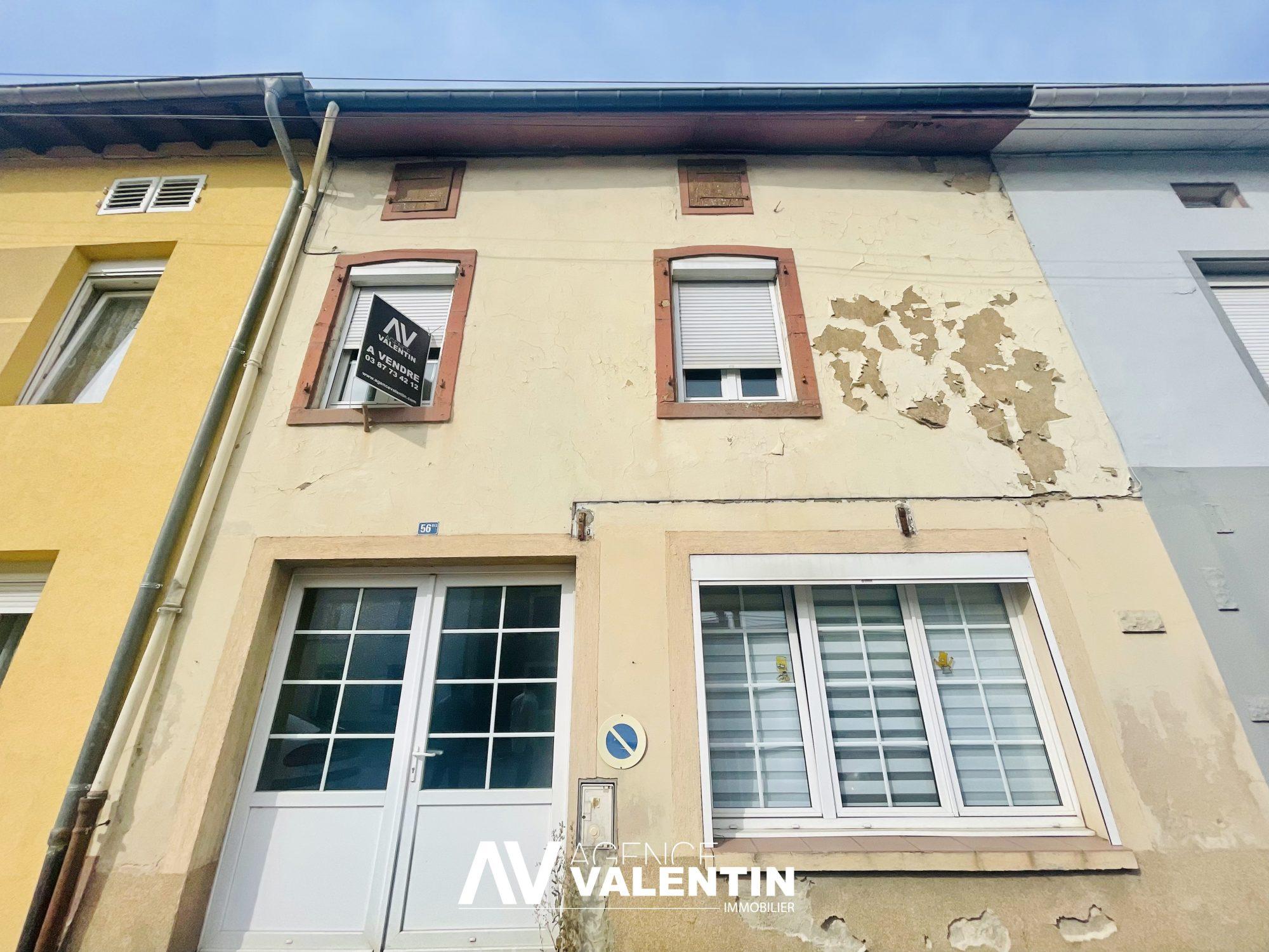 VenteMaison/VillaCOURCELLES-CHAUSSY57530MoselleFRANCE