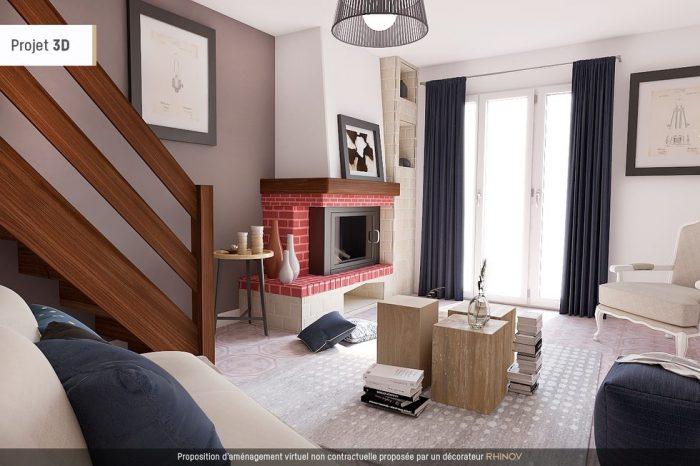 photo de Maison à vendre Fleury-la-Vallée