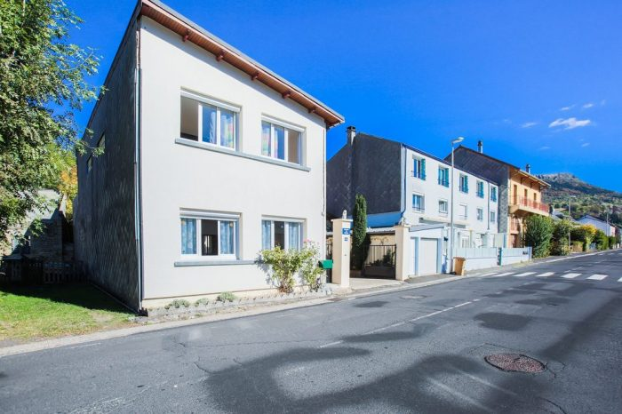 photo de Maison à vendre La Bourboule