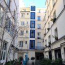 Appartement 56 m² 3 pièces  Paris