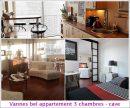 Appartement 86 m² Vannes  5 pièces