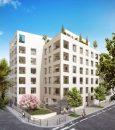 Appartement 44 m² Lyon Valmy 2 pièces