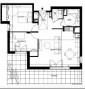 Appartement  Lyon  65 m² 3 pièces