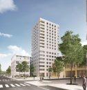 Appartement 69 m² Lyon Confluence 3 pièces