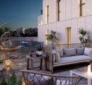 Appartement Paris Père Lachaise 99 m² 5 pièces
