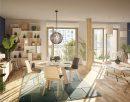 Appartement  Paris Père Lachaise 41 m² 2 pièces
