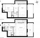 Appartement 69 m² Rillieux-La-Pape  3 pièces