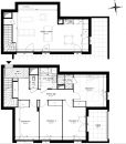 Appartement 122 m² Rillieux-La-Pape  5 pièces
