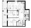 Appartement  Collonges-sous-Salève  62 m² 3 pièces