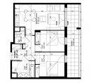 Appartement 58 m² Collonges-sous-Salève  3 pièces