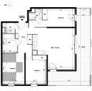 Appartement 116 m² Saint-Genis-Pouilly Mairie 5 pièces