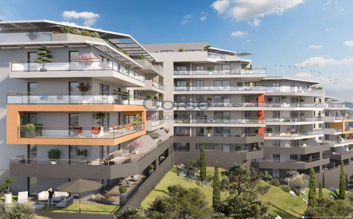 Appartement, Ajaccio - Haute-Corse, Vente - Ajaccio (Corse Du Sud)