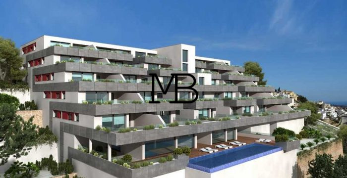 Ref:A00392DM-DOMUSMORAIRA Apartment For Sale in Benitachell