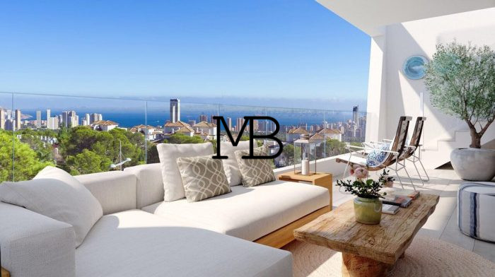 Ref:A00452DM-DOMUSMORAIRA Apartment For Sale in Benidorm