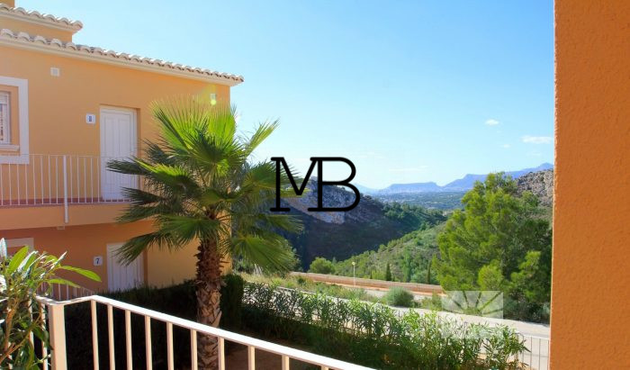 Ref:A00490DM-DOMUSMORAIRA Apartment For Sale in Benitachell