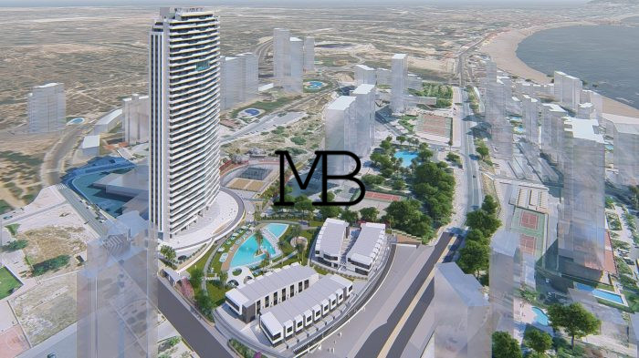 Ref:A00559DM-DOMUSMORAIRA Apartment For Sale in Benidorm