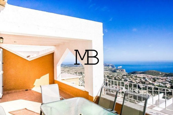 Ref:A00576DM-DOMUSMORAIRA Apartment For Sale in Benitachell