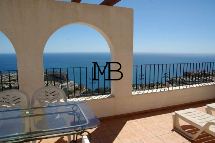 Ref:A00577DM-DOMUSMORAIRA Apartment For Sale in Benitachell