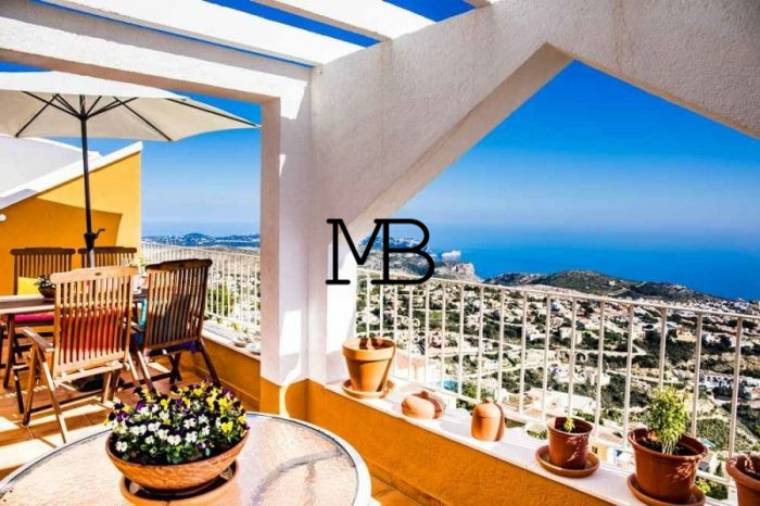 Ref:A00578DM-DOMUSMORAIRA Apartment For Sale in Benitachell