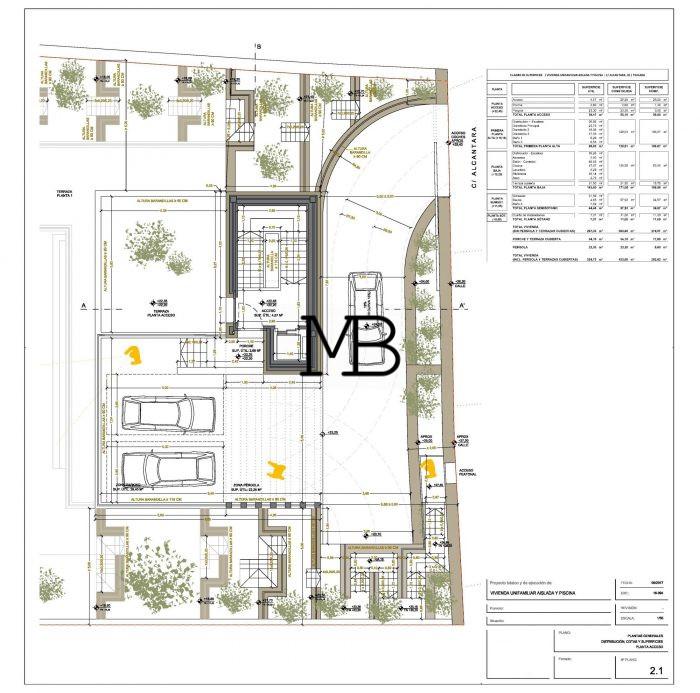 Projet Villa de Luxe