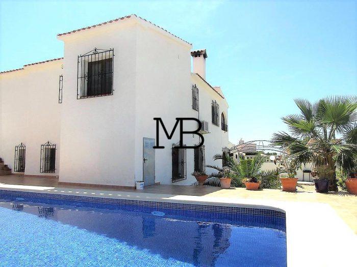 Ref:V00379DM-DOMUSMORAIRA Villa For Sale in Benitachell