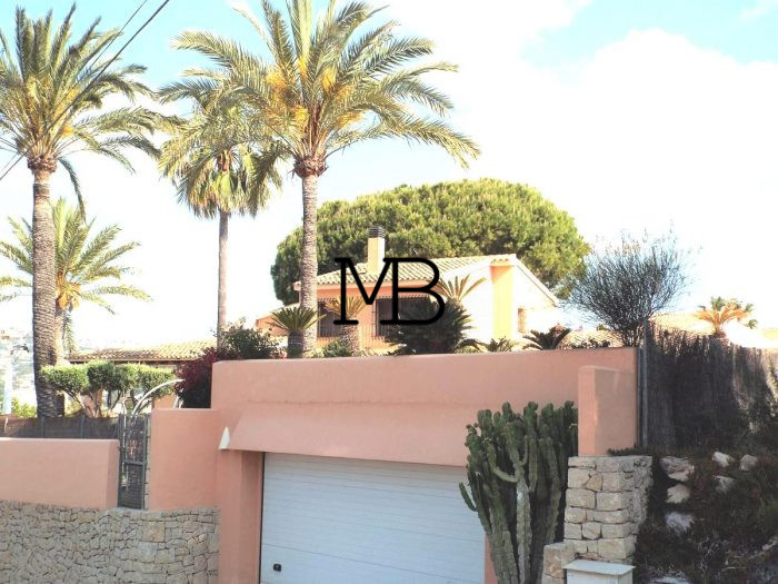 Ref:V00384DM-DOMUSMORAIRA Villa For Sale in Moraira