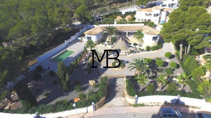Ref:V00385DM-DOMUSMORAIRA Villa For Sale in Benissa