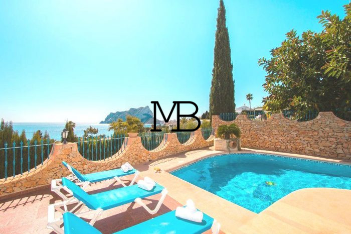 Ref:V00388DM-DOMUSMORAIRA Villa For Sale in Calpe