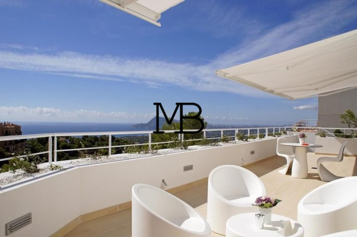 Ref:V00419DM-DOMUSMORAIRA Villa For Sale in Altea