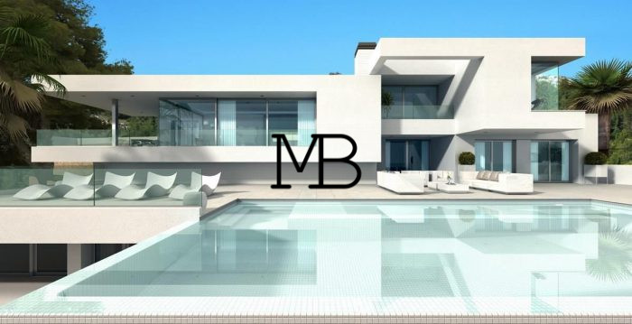 Ref:V00417DM-DOMUSMORAIRA Villa For Sale in Benitachell