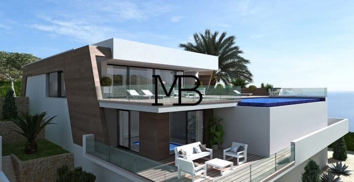 Ref:V00416DM-DOMUSMORAIRA Villa For Sale in Benitachell