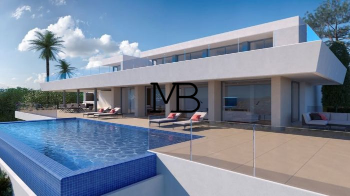 Ref:V00414DM-DOMUSMORAIRA Villa For Sale in Benitachell