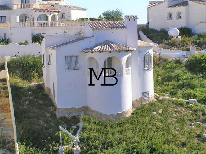 Ref:V00411DM-DOMUSMORAIRA Villa For Sale in Benitachell
