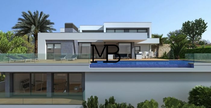 Ref:V00410DM-DOMUSMORAIRA Villa For Sale in Benitachell
