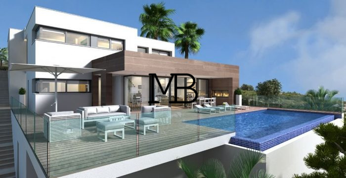 Ref:V00408DM-DOMUSMORAIRA Villa For Sale in Benitachell