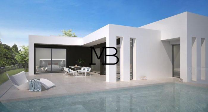 Villa Moderne Vue Mer En Vente A Benitachell