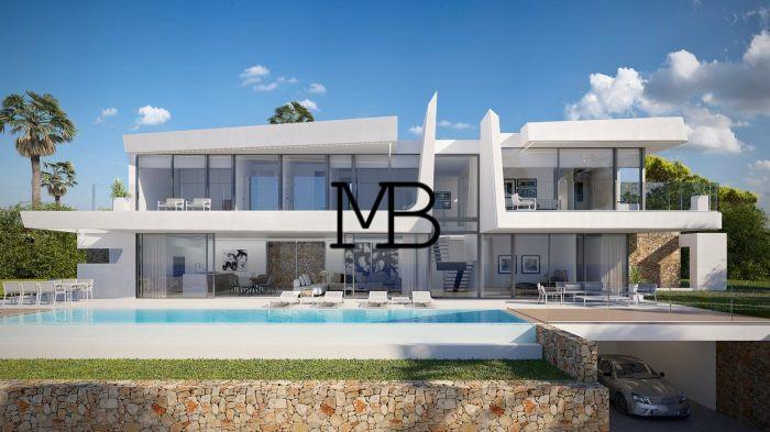 Ref:V00429DM-DOMUSMORAIRA Villa For Sale in Moraira