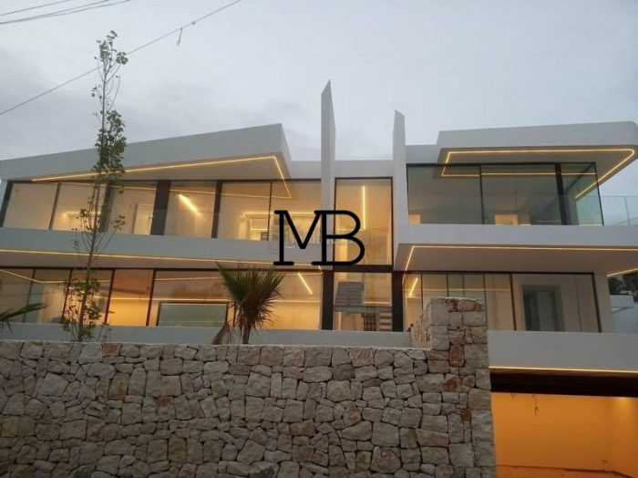 Ref:V00429DM-DOMUSMORAIRA Villa For Sale in Moraira