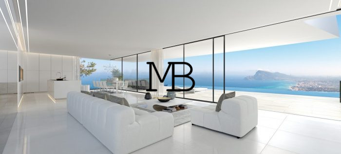 Ref:V00430DM-DOMUSMORAIRA Villa For Sale in Altea Hills
