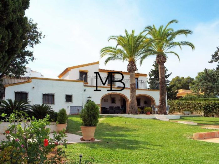 Ref:F00438DM-DOMUSMORAIRA House For Sale in Javea