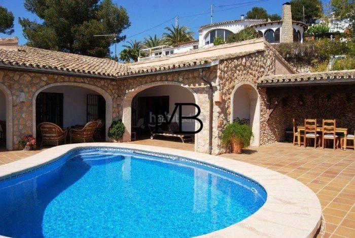 Ref:V00449DM-DOMUSMORAIRA Villa For Sale in Benissa