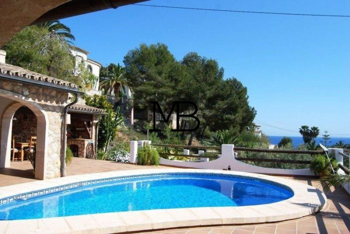 Ref:V00449DM-DOMUSMORAIRA Villa For Sale in Benissa