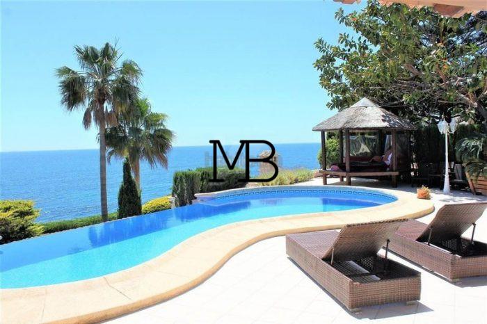 Ref:V00453DM-DOMUSMORAIRA Villa For Sale in Benissa