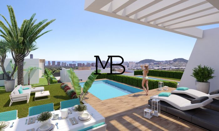 Ref:V00454DM-DOMUSMORAIRA Villa For Sale in BENIDORM