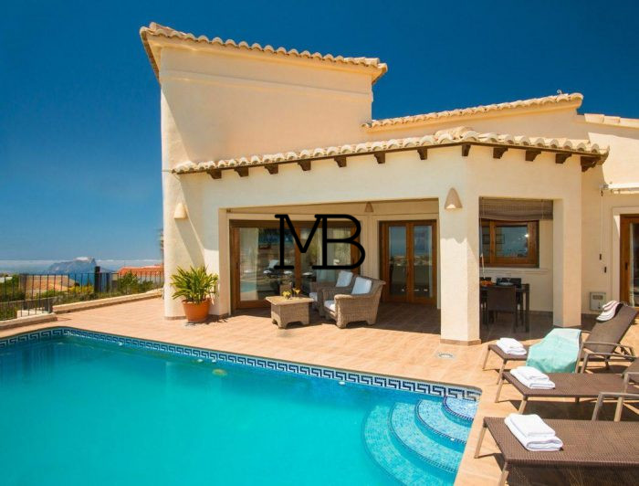 Ref:V00472DM-DOMUSMORAIRA Villa For Sale in Benitachell