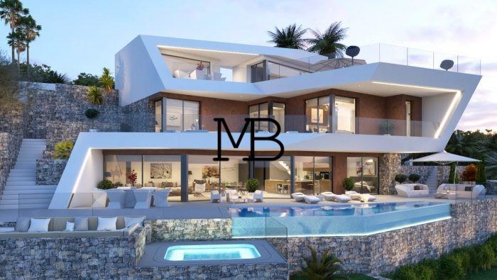 Ref:V00476DM.-DOMUSMORAIRA Villa For Sale in Benissa