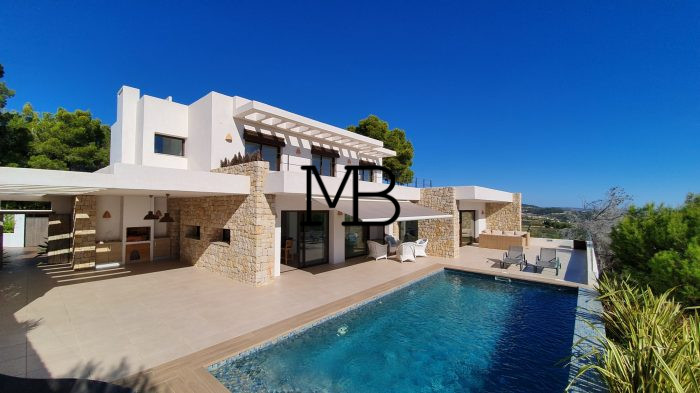 Ref:V00480DM-DOMUSMORAIRA Villa For Sale in Moraira