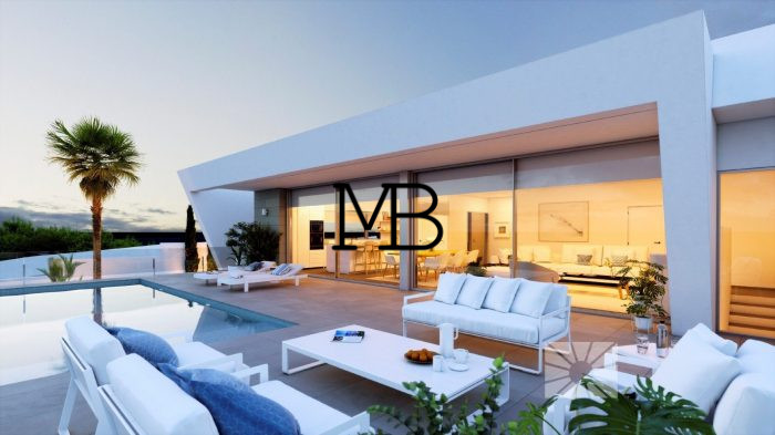 Ref:V00484DM-DOMUSMORAIRA Villa For Sale in Benitachell