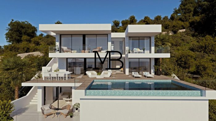 Ref:V00492DM-DOMUSMORAIRA Villa For Sale in Benitachell