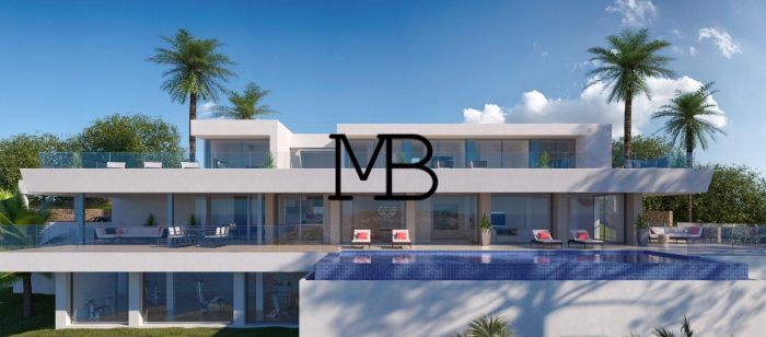 Ref:V00494DM-DOMUSMORAIRA Villa For Sale in Benitachell
